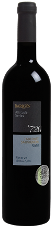 Barkan Cabernet Sauvignon Altitude Series +720 Reserve